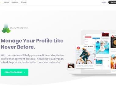 Social Media Marketing Platform Development