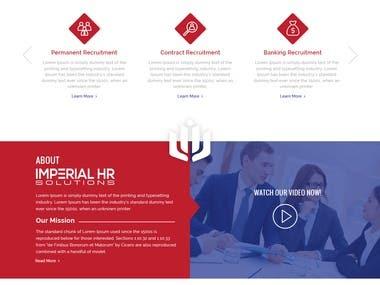Job Searching Website In Word Press, Ajax