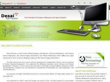 www.desaisoftware.com