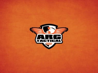 arg-tactical-logo-design