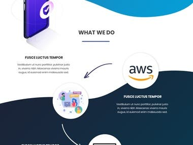 AWS service provider.