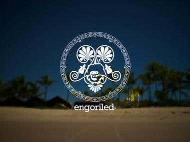 Engoriled Facebook/Website banner.