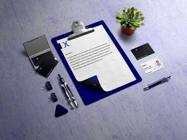 Professional Brand Identity & Logo Design For Codx