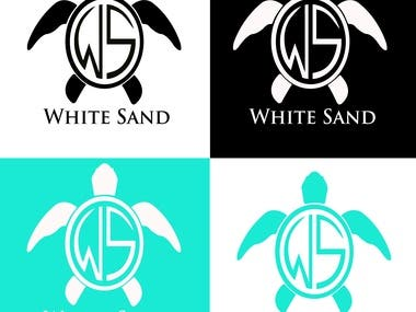 Company name is 'White Sand'