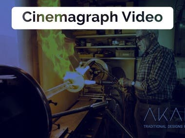 Cinemagraph Video