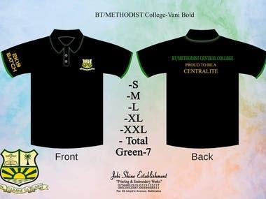 T-Shirt Designs! that I did