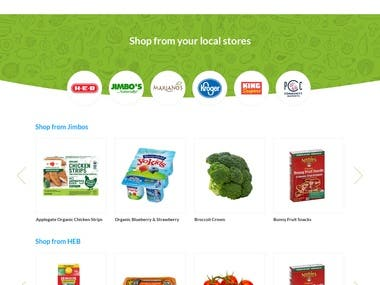 E Commerce Shop Website In PHP