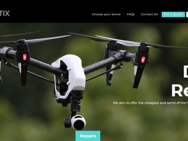 DroneOptix - Woocommerce