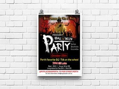 poster/banner design