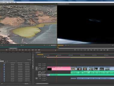 Premiere Pro Editing