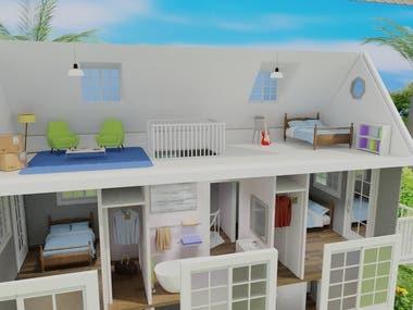 House Animation Virtual Tour