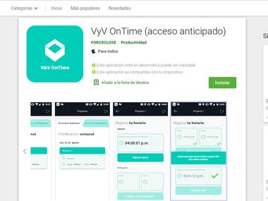 VyV: app and web