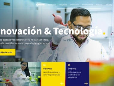 Unicon: web and app