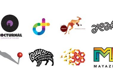 Design and redesign any kinds of logo and icon within 24 hrs