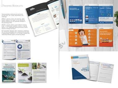 Workbook, eBook, Textbook and Education Design