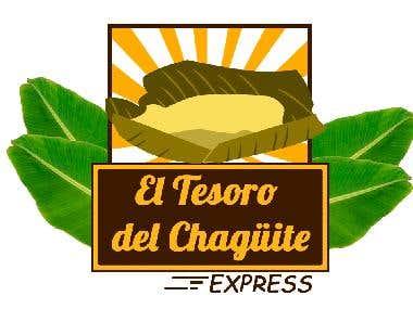 Logotipo empresa de tamales