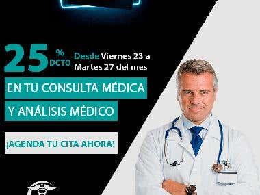 Promocion clinica hospitalaria