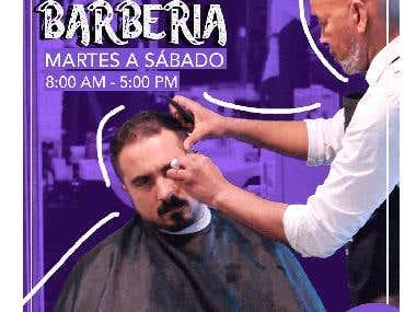Barber Promotion