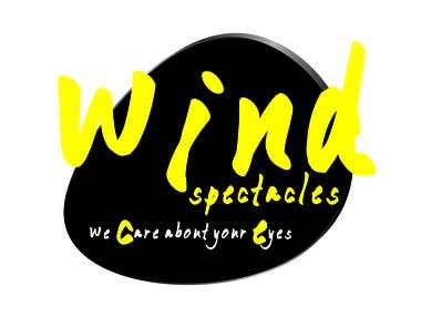 Logo wing glasses