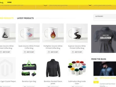 Magento2 store - https://www.rewardstore.in/