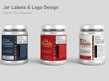 Logo & Packaging Label