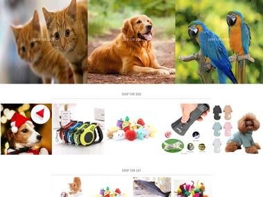 Cool Pets Shop