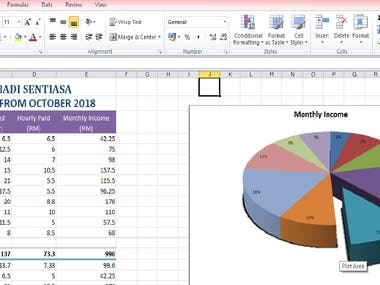 One Excel