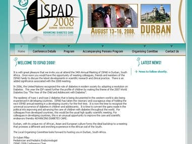 ISPAD 2008