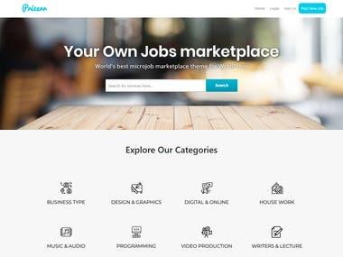 Freelance Need- Fiverr Like Portal