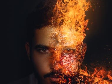 Burning Face