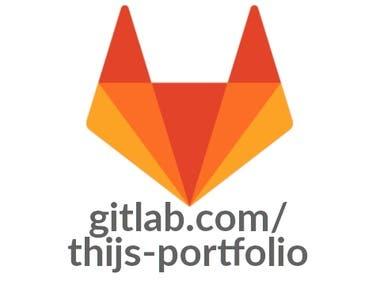 https://gitlab.com/thijs-portfolio