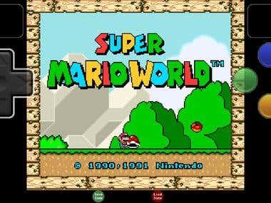 SNES9x-pb - Super Nintendo Emulator
