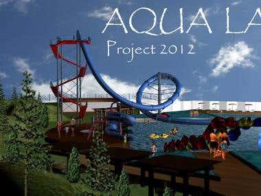 Aqua Land Project 2012 (UZ Land, Tashkent, Uzbekistan)