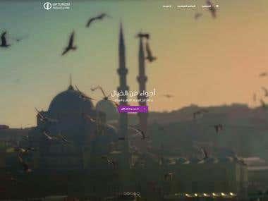 GP TURIZM Website Project