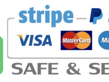 Payment integrations with Stripe & Paypal