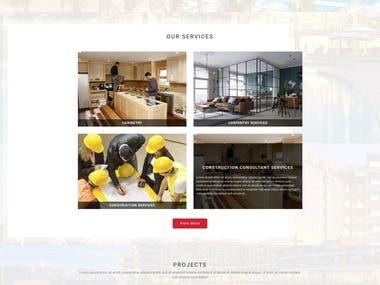 Senior Graphics and Websites Designer