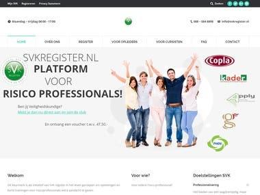 WordPress portal Development
