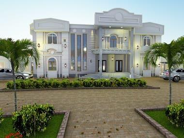 Villa interface special Saudi Arabia