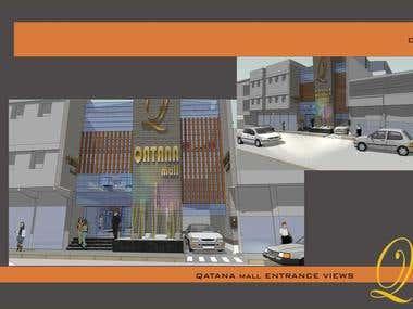 Qatana Mall - Syria - 01 Abr 2010