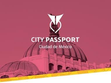 City Passport Brand Identity Design