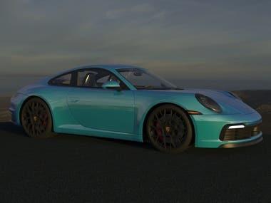 Porche 911 Carrera