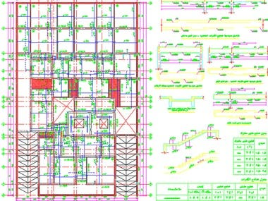 Structural Design /Auto Cad Drawing