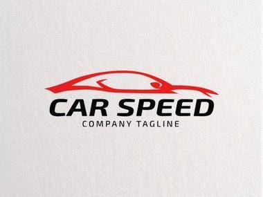 Logo Car Speed