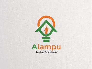 Logo A Lamp