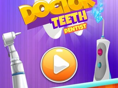 Android Game Doctor_teeth