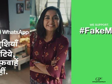 #FakeMat Campaign