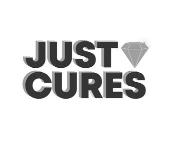 Just Cures Logo Design