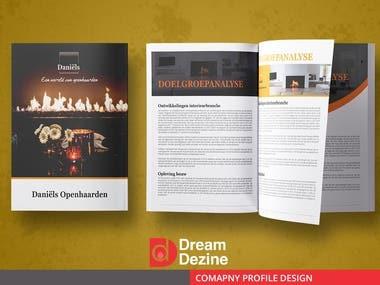 Company Profiles Design