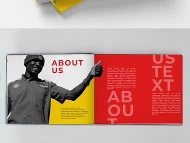 Sample for Shell Kenya's 60th Anniversary Book