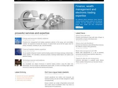 Alfresco based corp.werkzgroup.com